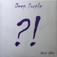 Deep Purple - Now What?!, EU