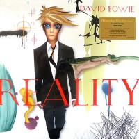 David Bowie - Reality, EU