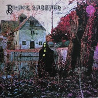 Black Sabbath - Black Sabbath, UK (1st)
