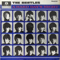 Beatles, The - A Hard Day's Night, UK (Or, MONO)
