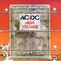 AC/DC - High Voltage, AUSTRALIA (Or)