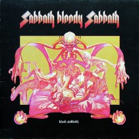 Black Sabbath - Sabbath Bloody Sabbath, UK (Or)