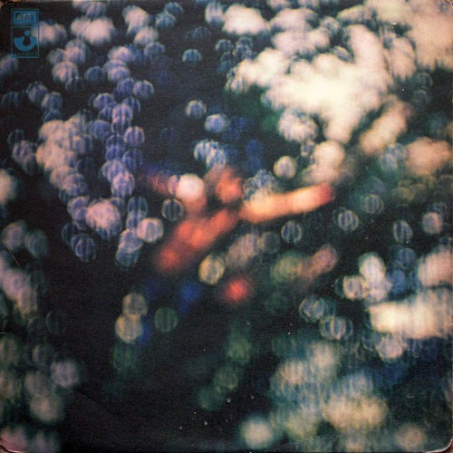 Pink Floyd - Obscured By Clouds, UK (Re)