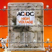 AC/DC - High Voltage, AUSTRALIA (Re_80)
