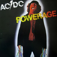 AC/DC - Powerage, AUSTRALIA (Or)