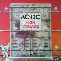 AC/DC - High Voltage, AUSTRALIA (Re_83)