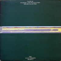 Alan Parsons Project, The - Tales Of Mystery And Imagination, UK (Or)