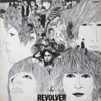 Beatles, The - Revolver, UK (Or, MONO)