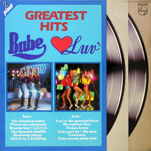 Babe & Luv - Greatest Hits