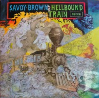 Savoy Brown - Hellbound Train, UK