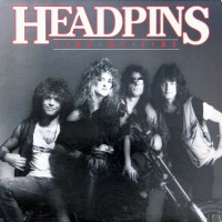 Headpins - Line Of Fire, CAN
