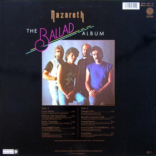 Скачать nazareth - дискография через торрент бесплатно