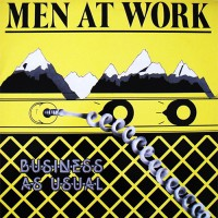 Men At Work - Business As Usual, UK