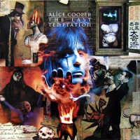 Alice Cooper - The Last Temptation, EU