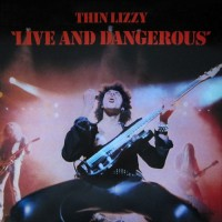 Thin Lizzy - Live And Dangerous, UK