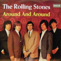 Rolling Stones, The - Around And Around, FRA
