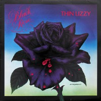Thin Lizzy - Black Rose, UK