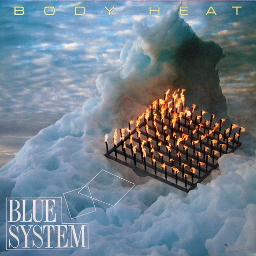 Blue System - Body Heat, D