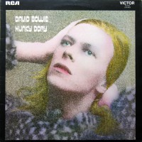 David Bowie - Hunky Dory, UK