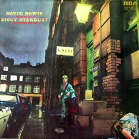 David Bowie - The Rise And Fall Of Ziggy Stardust..., D