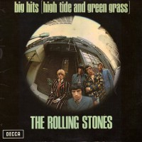 Rolling Stones, The - Big Hits (High Tide And Green Grass), UK (MONO, Open)