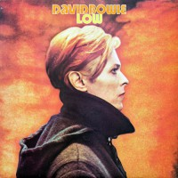 David Bowie - Low, UK