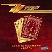 Zz Top - Live In Germany 1980, UK