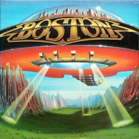 Boston - Don't Look Back, US