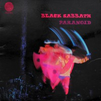 Black Sabbath - Paranoid, UK