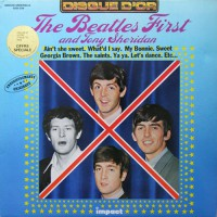 Beatles, The - The Beatles First And Tony Sheridan, FRA