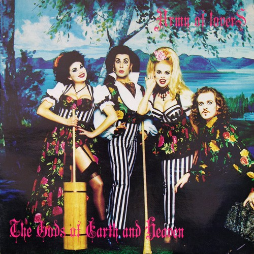 Army Of Lovers - The Gods Of Earth And Heaven, GRE