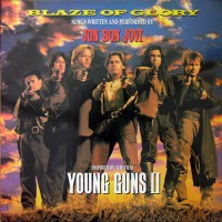 Bon Jovi - Blaze Of Glory / Young Guns 2, NL