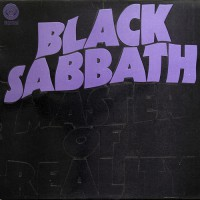 Black Sabbath - Master Of Reality, UK (Or)