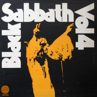 Black Sabbath - Black Sabbath Vol.4, UK (Swirl)