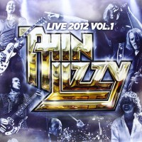 Thin Lizzy - Live 2012 Vol. 1, UK