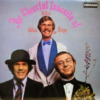 Giles, Giles And Fripp - Cheerful Insanity Of