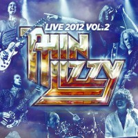 Thin Lizzy - Live 2012 Vol. 2, UK
