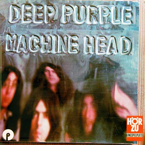 Deep Purple - Machine Head, D (Or)