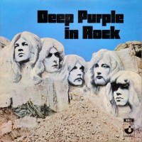 Deep Purple - In Rock, UK (2nd)
