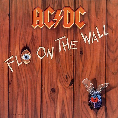 AC/DC - Fly On The Wall, D