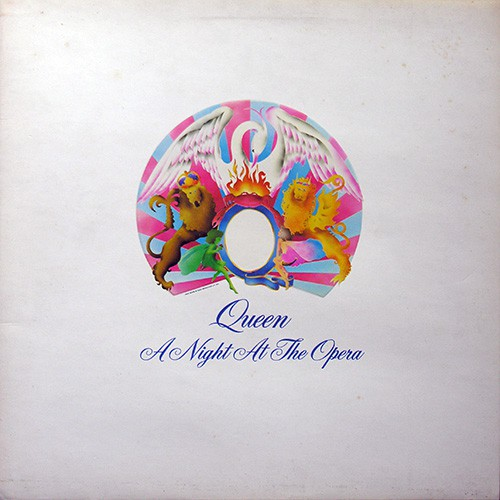 Queen - A Night At The Opera, UK (Or)