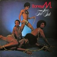 Boney M - Love For Sale, UK