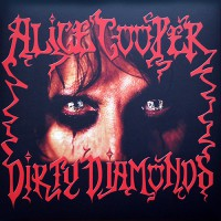 Alice Cooper - Dirty Diamonds, UK