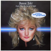 Bonnie Tyler - Faster Than The Speed Of Night, NL