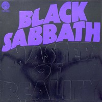 Black Sabbath - Master Of Reality, NL (Poster)
