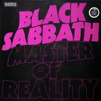 Black Sabbath - Master Of Reality, UK (Re)