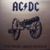 AC/DC - For Those About To Rock, AUSTRALIA