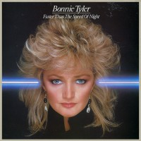 Bonnie Tyler - Faster Than The Speed Of Night, UK
