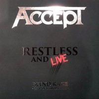 Accept - Restless And Live, D