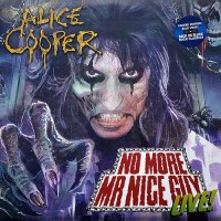 Alice Cooper - No More Mr. Nice Guy Live!, UK